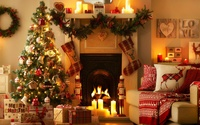 Merry Christmas [24] wallpaper 2560x1600 jpg