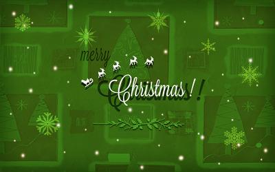 Merry Christmas [45] wallpaper
