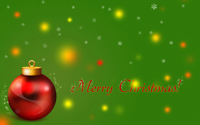 Merry Christmas [16] wallpaper