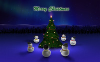 Merry Christmas [7] wallpaper 1920x1200 jpg