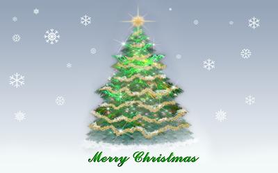 Merry Christmas [9] wallpaper