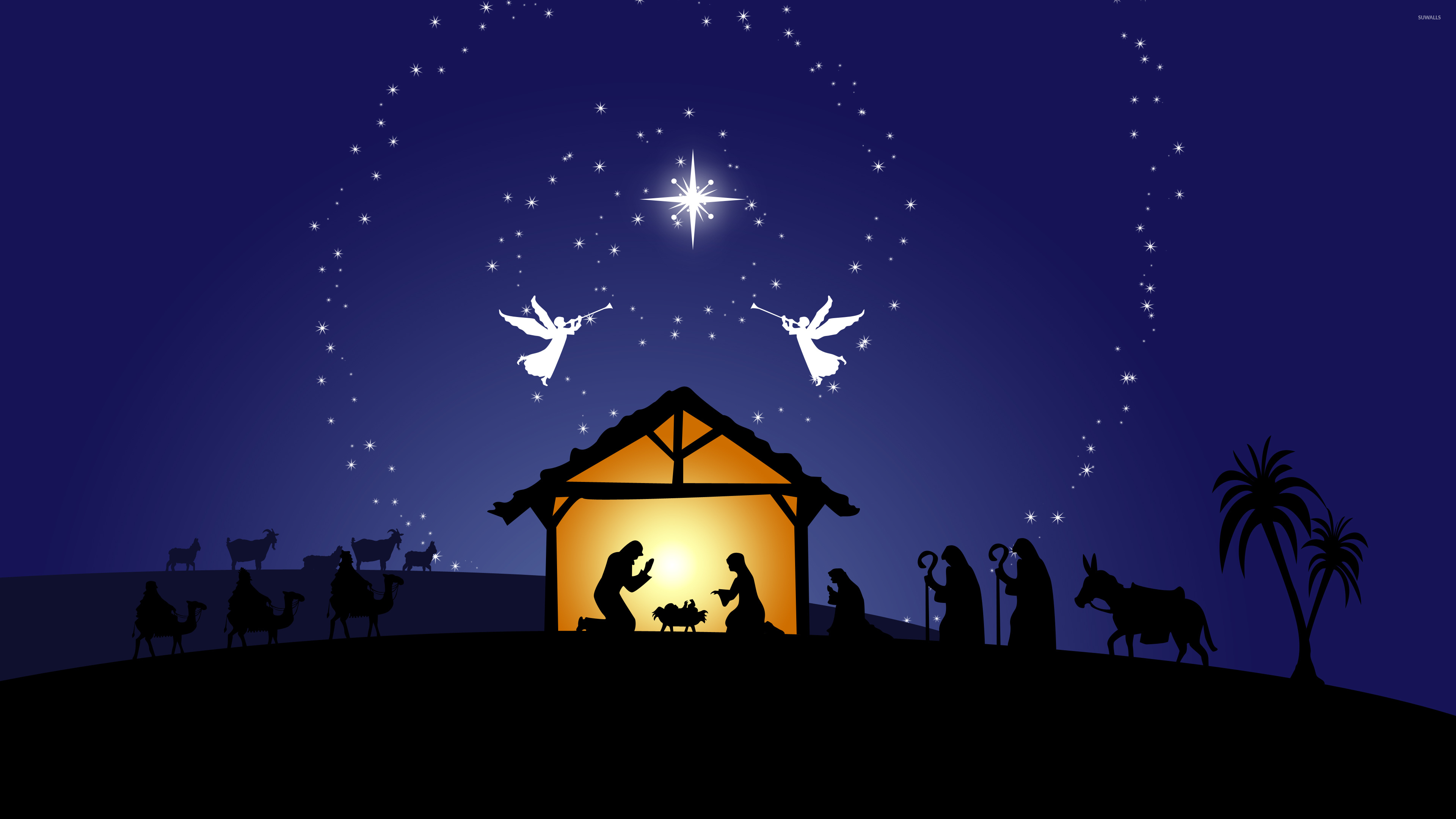 Image result for nativity scene images