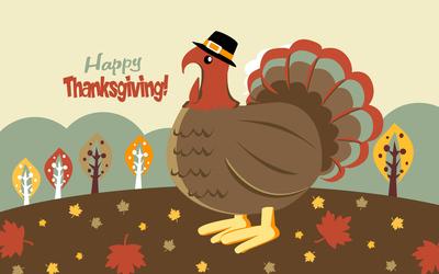 Pligrim turkey wallpaper