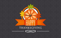 Pumpkin and leaves wallpaper 3840x2160 jpg