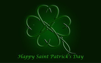 Saint Patrick's Day [2] wallpaper 2560x1600 jpg