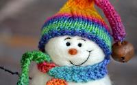 Snowman [2] wallpaper 2880x1800 jpg