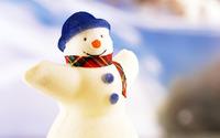 Snowman [6] wallpaper 2880x1800 jpg