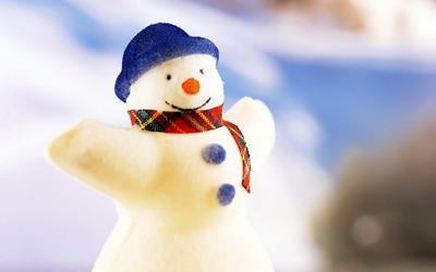 Snowman [6] wallpaper