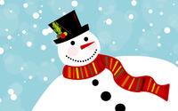Snowman [11] wallpaper 2880x1800 jpg