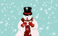 Snowman [9] wallpaper 2880x1800 jpg