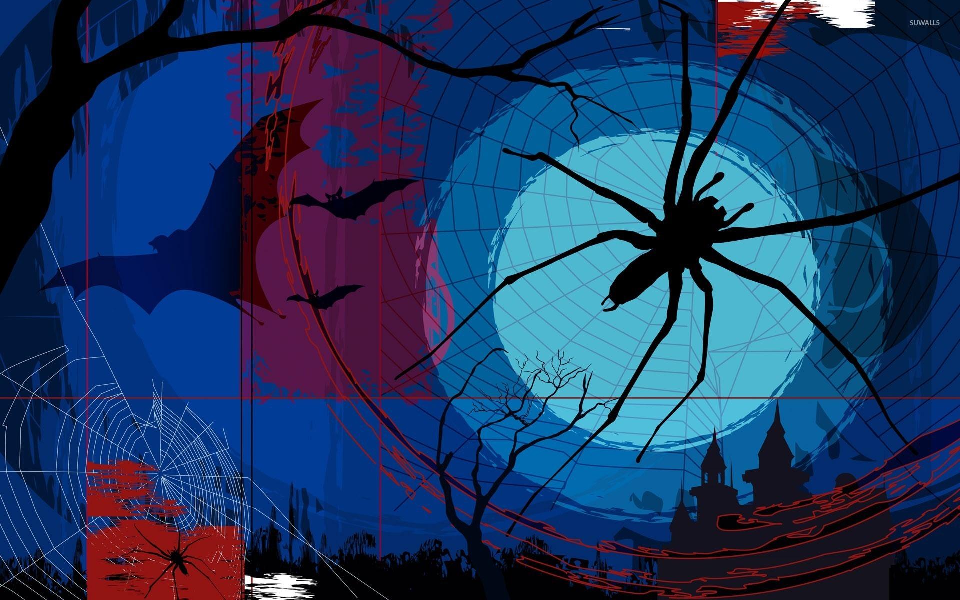 Great Wallpaper Halloween Spider - spider-webs-23423-1920x1200  Pictures_38607.jpg