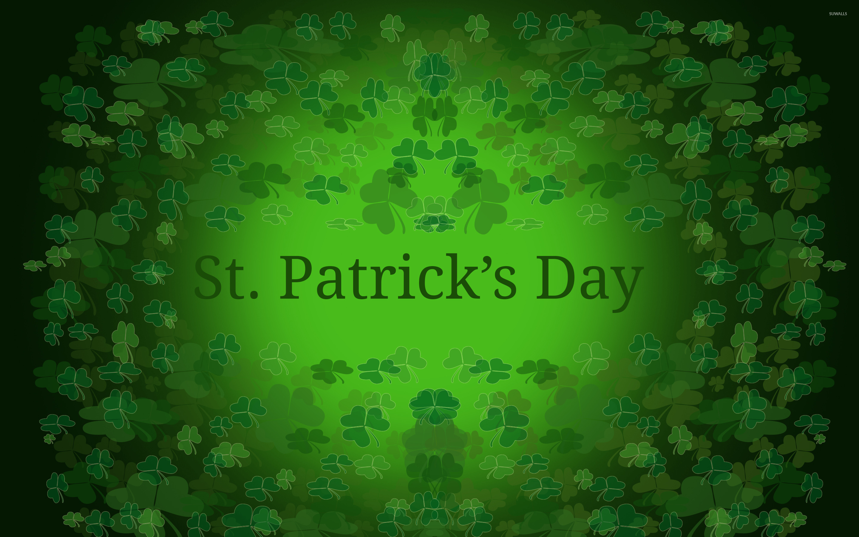 St Patricks Day 2 Wallpaper Holiday Wallpapers 39521