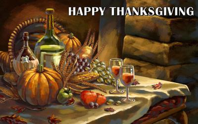 Thanksgiving [5] wallpaper