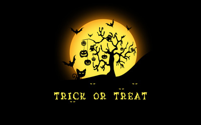 Trick or treat [3] wallpaper
