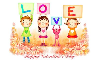 Valentine's Day [12] wallpaper
