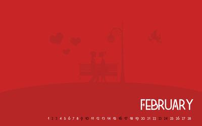 Valentine's Day [30] Wallpaper