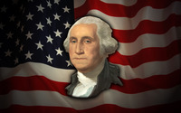 Washington's Birthday wallpaper 2560x1600 jpg