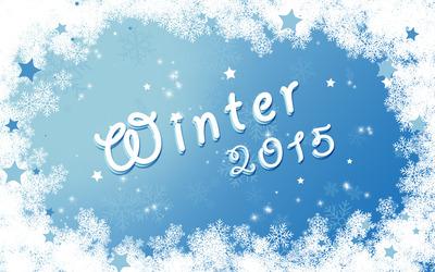 Winter 2015 wallpaper