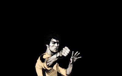 Bruce Lee [6] wallpaper