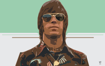 Chuck Norris with sunglasses wallpaper