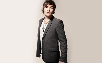 Ed Westwick [6] wallpaper