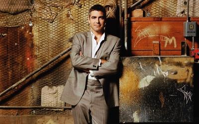 George Clooney [3] wallpaper