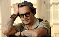 Johnny Depp [2] wallpaper 2560x1600 jpg