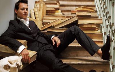 Johnny Depp [9] wallpaper