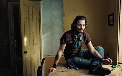 Johnny Depp [7] wallpaper