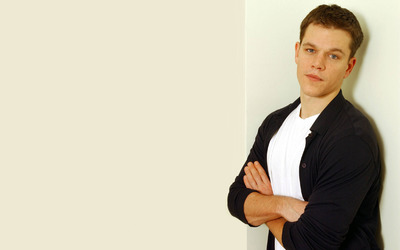 Matt Damon [3] wallpaper