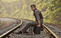 Robert Pattinson [5] wallpaper 2560x1600 jpg