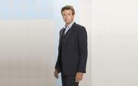 Simon Baker [3] wallpaper 2560x1600 jpg