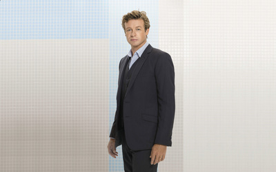 Simon Baker [3] wallpaper