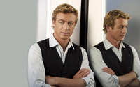 Simon Baker wallpaper 2560x1600 jpg