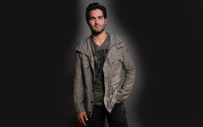 Tyler Hoechlin [3] wallpaper