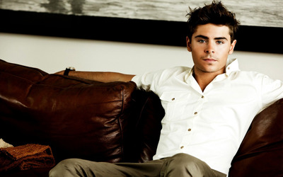 Zac Efron [2] wallpaper
