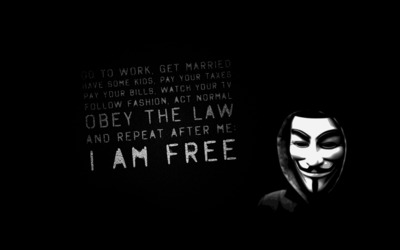 Anonymous [4] wallpaper