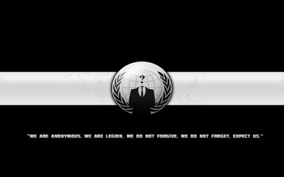 Anonymous [6] wallpaper
