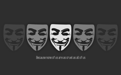 Anonymous [10] wallpaper