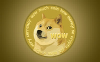 Dogecoin wallpaper 2880x1800 jpg