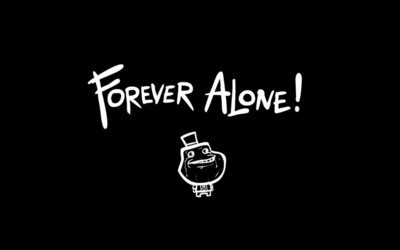 Forever Alone wallpaper