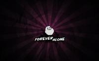 Forever alone [2] wallpaper 1920x1200 jpg