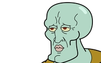 Handsome Squidward wallpaper 3840x2160 jpg