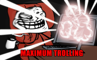 Maximum trolling wallpaper 2560x1600 jpg