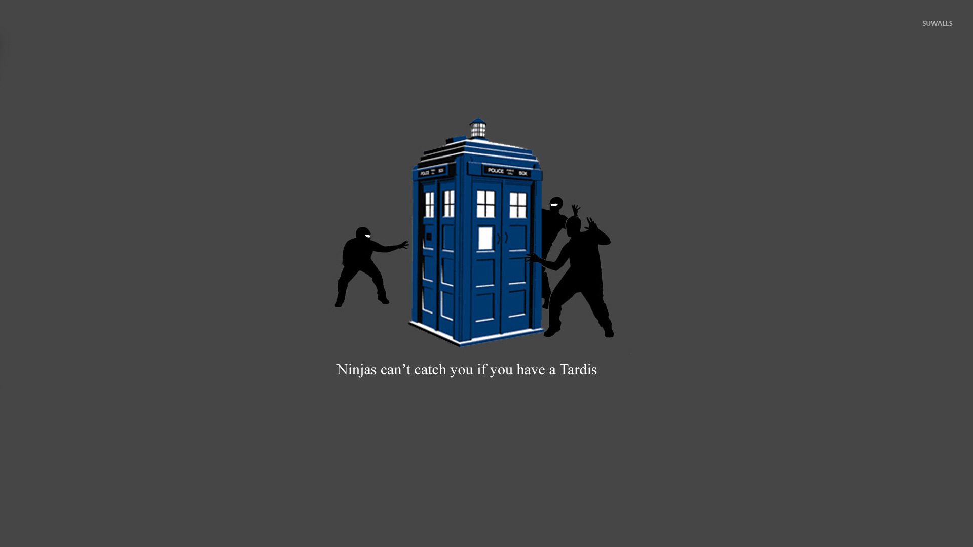 The Tardis Wallpapers on