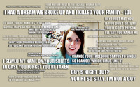 Overly Attached Girlfriend wallpaper 2560x1600 jpg