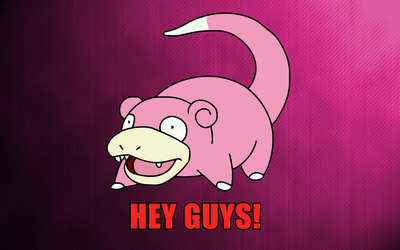 Slowpoke [2] wallpaper