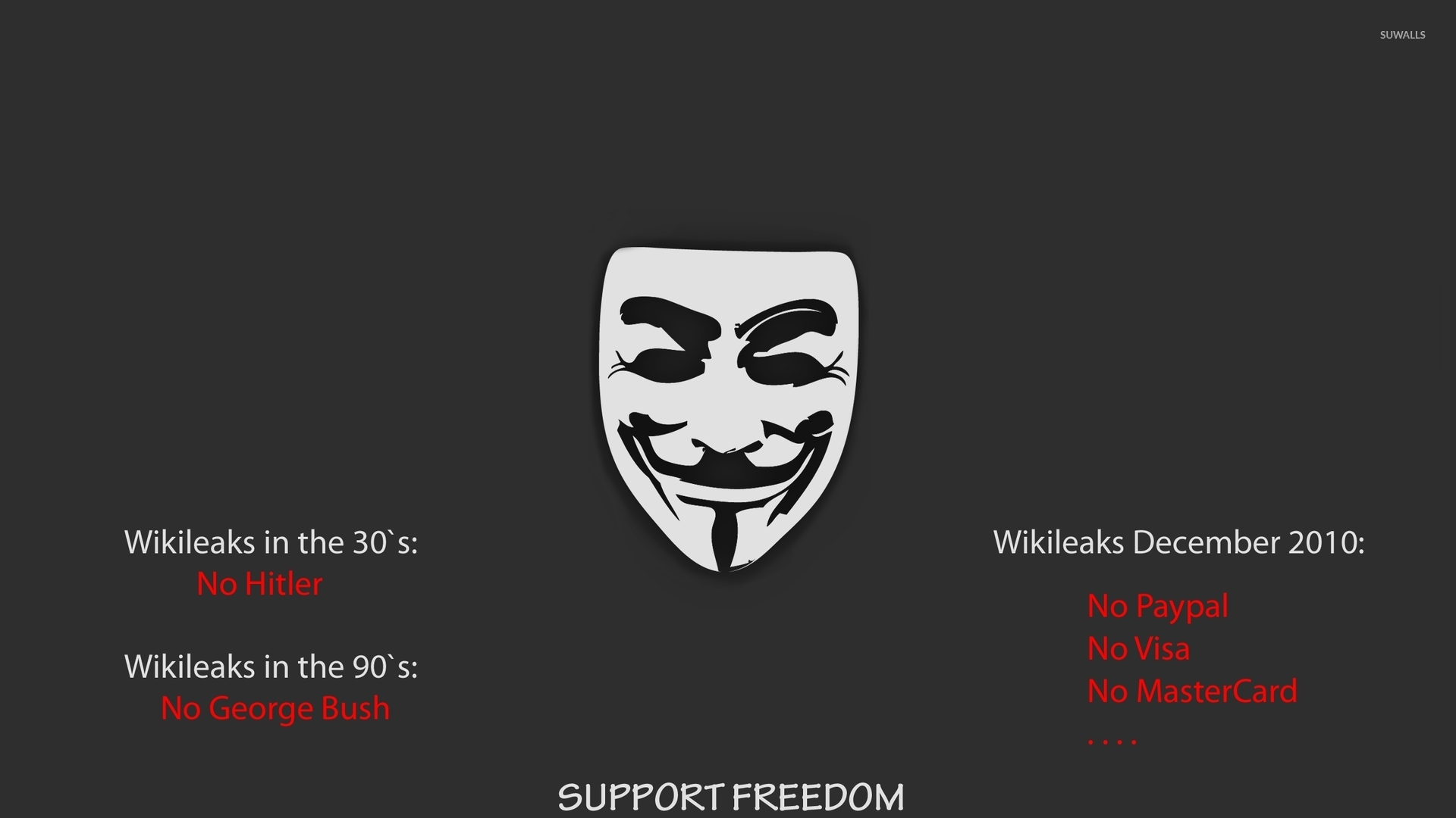 support freedom wallpaper meme wallpapers 43110
