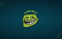 U mad bro wallpaper 2560x1440 jpg