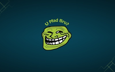U mad bro wallpaper